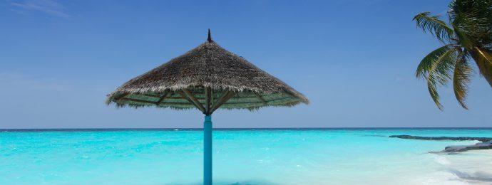 Life is a beach! Summer vibes.