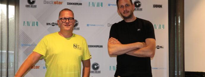 Iwan & Chris Deluxe